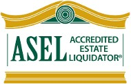 Accredited Estate Sale Liquidator logo