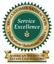American Society of Estate Liquidators logo