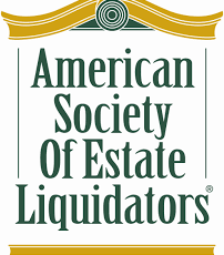 American Society of Estate Liquidators Tall Logo