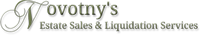 Novotnys Estate Sales Logo